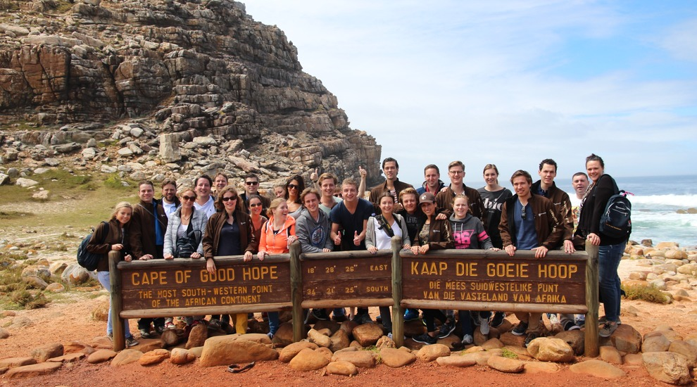 Business Course Zuid-Afrika