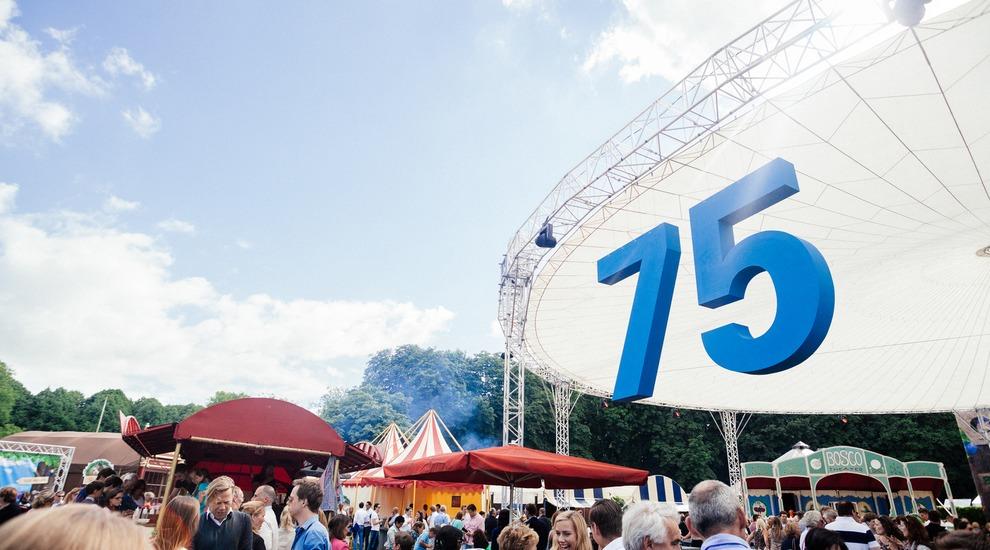 Meijburg & Co Festival 75 Jaar