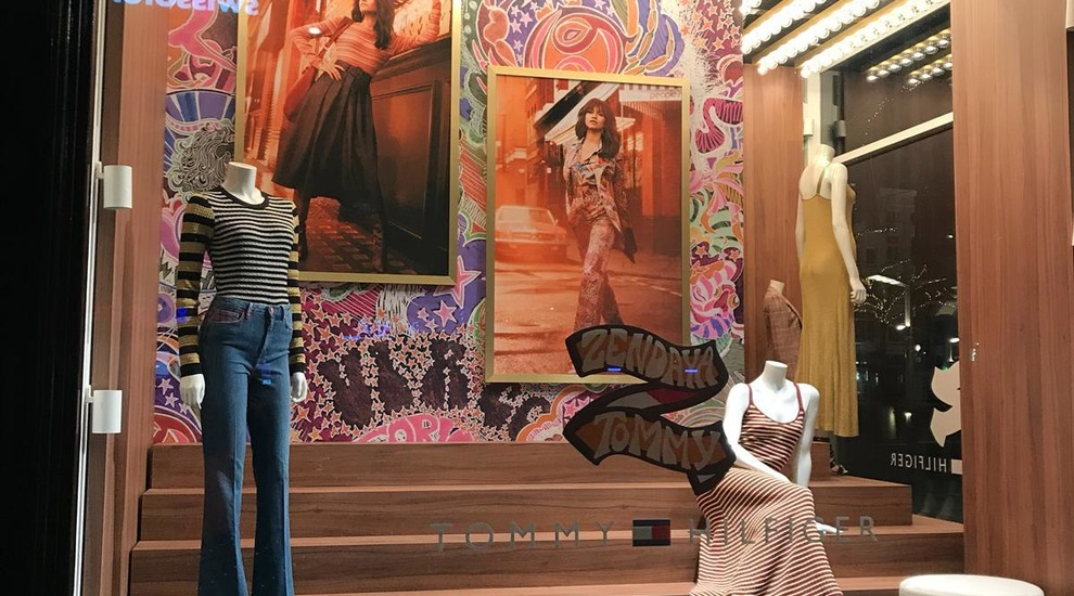 Tommy Hilfiger Europe Windows, Pop-Ups & Activations